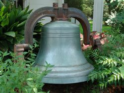 bell of the Betsy Ann