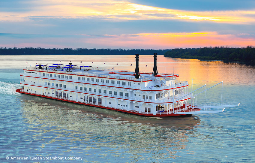 American Countess (© American Queen Steamboat Company)