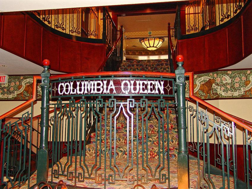 Columbia Queen
