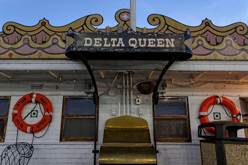Delta Queen - calliope