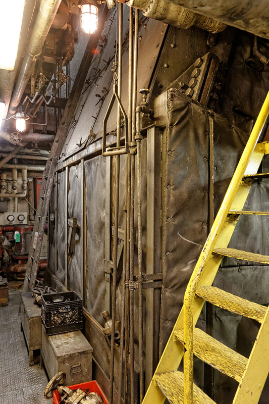 Delta Queen - Boiler Room