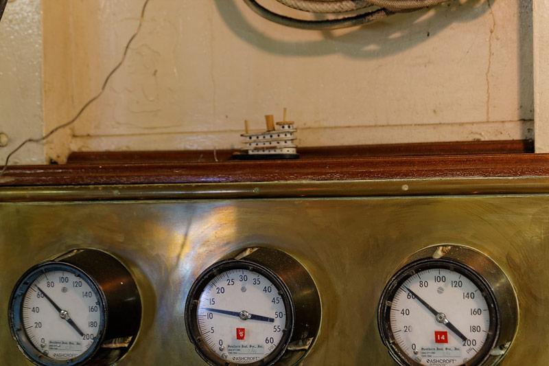 Delta Queen - Engine Room