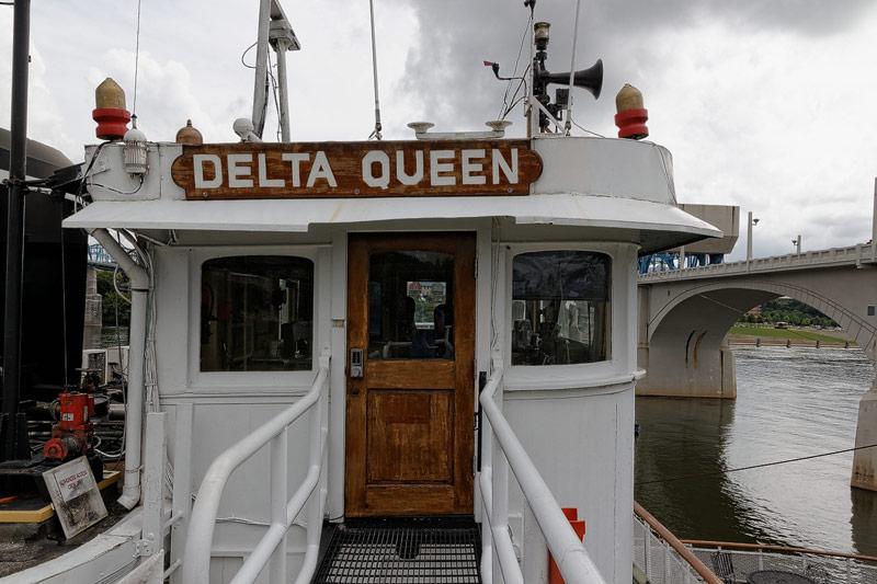 Delta Queen - Pilot House