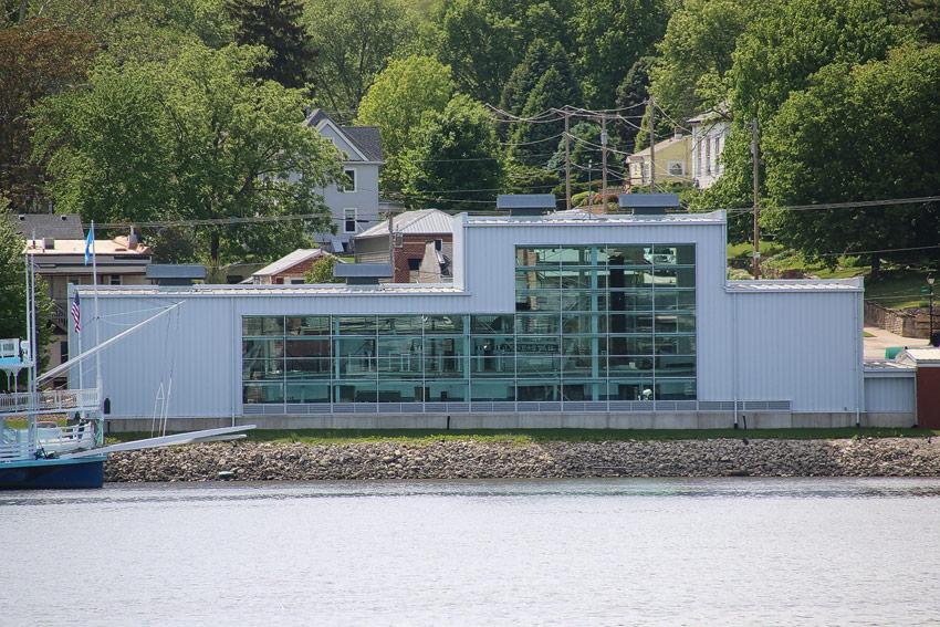 Buffalo Bill Museum in Le Claire