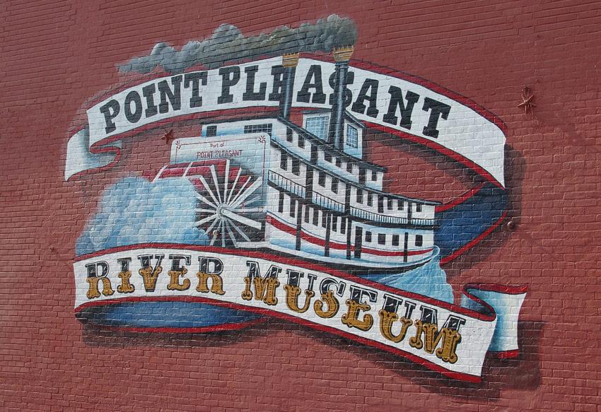 Point Pleasant River Museum