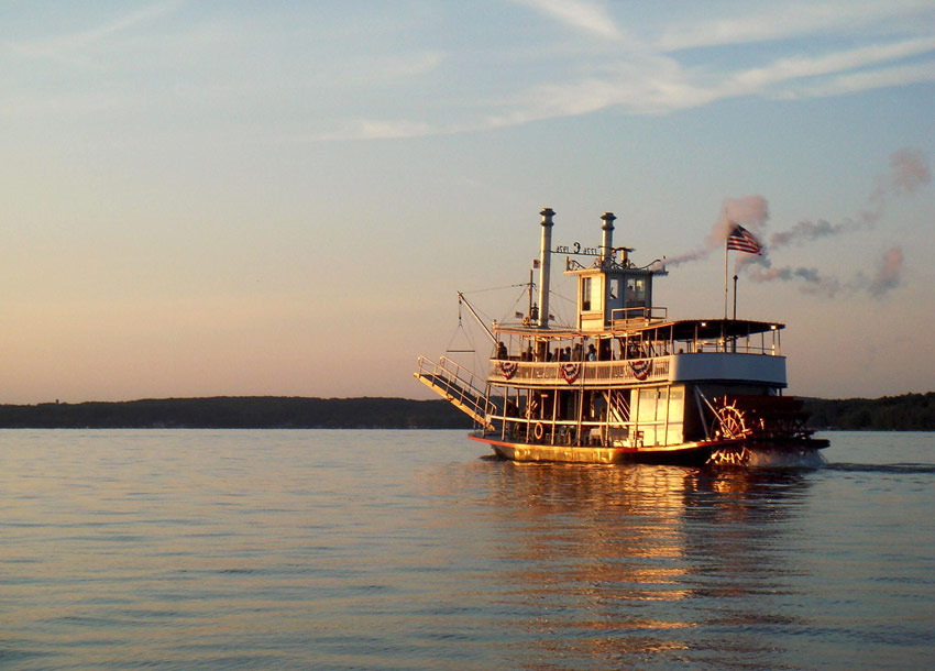 Chautauqua Belle (image courtesy of Mat Stage)