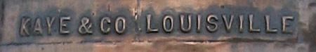 Delta Queen bell by Kaye Co, Louisville